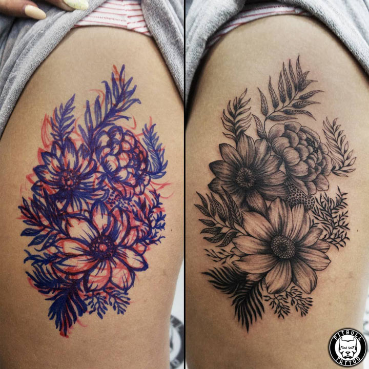 Tattoo by Pitbull Tattoo Phuket