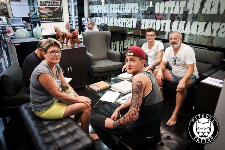 Pitbull Tattoo Studio Phuket