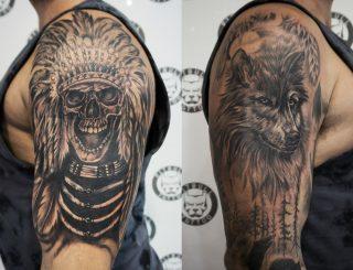 """Peter"" – Tattooed Warrior profile image"