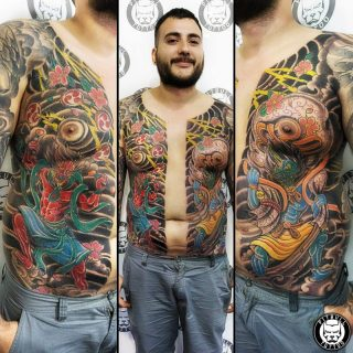 """""""Mike"""" is back – Tattooed Warrior profile image"""