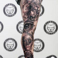 Tattoo by Pitbull Tattoo Phuket Artist Joe