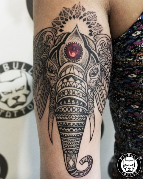 Tattoo by Pitbull Tattoo Phuket Artist Umu