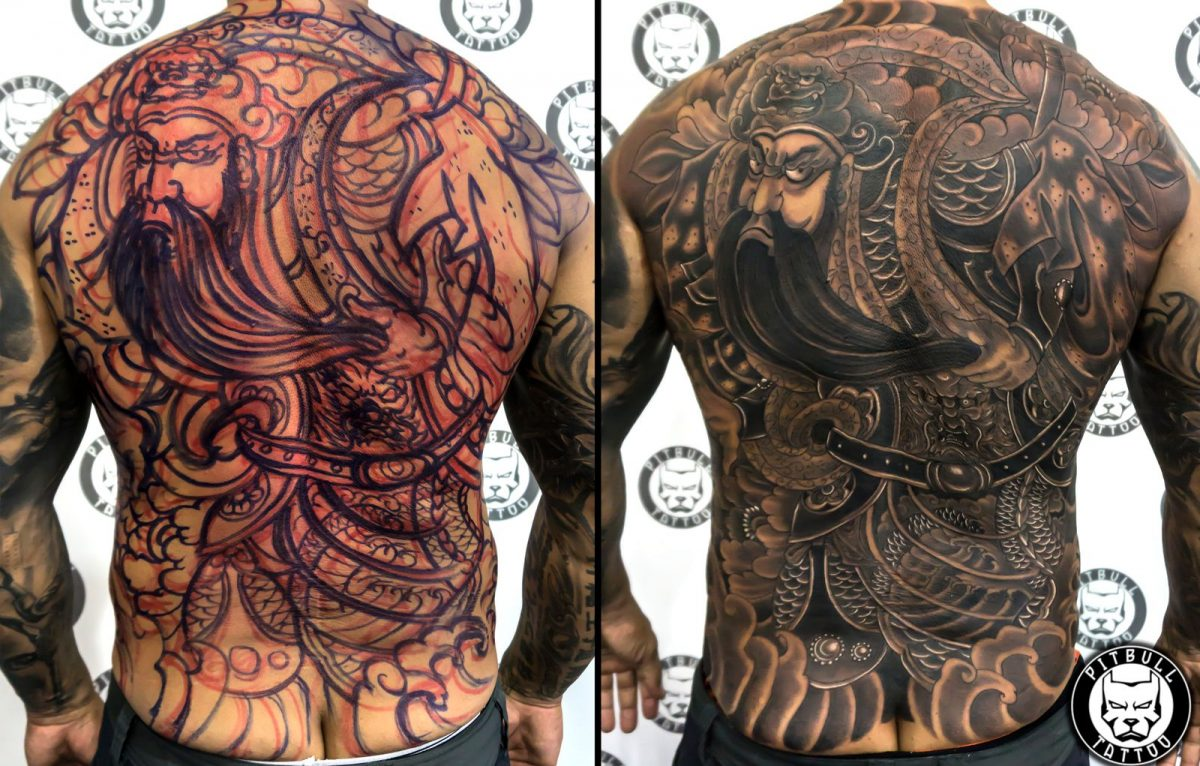 Japanese Tattoos » History, Meaning, Techniques And Designs